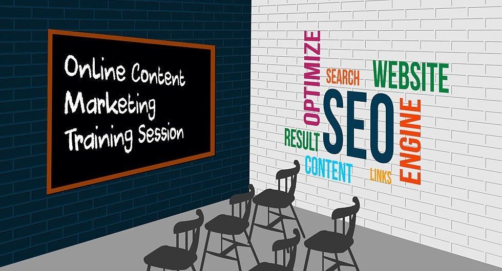 Online marketing skills